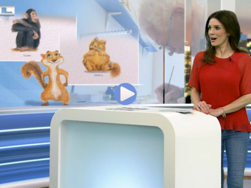 TV-Interview, RTL